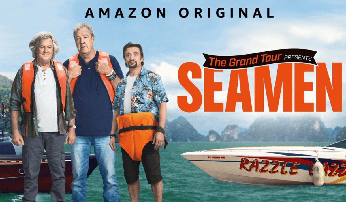 The Grand Tour: Seamen