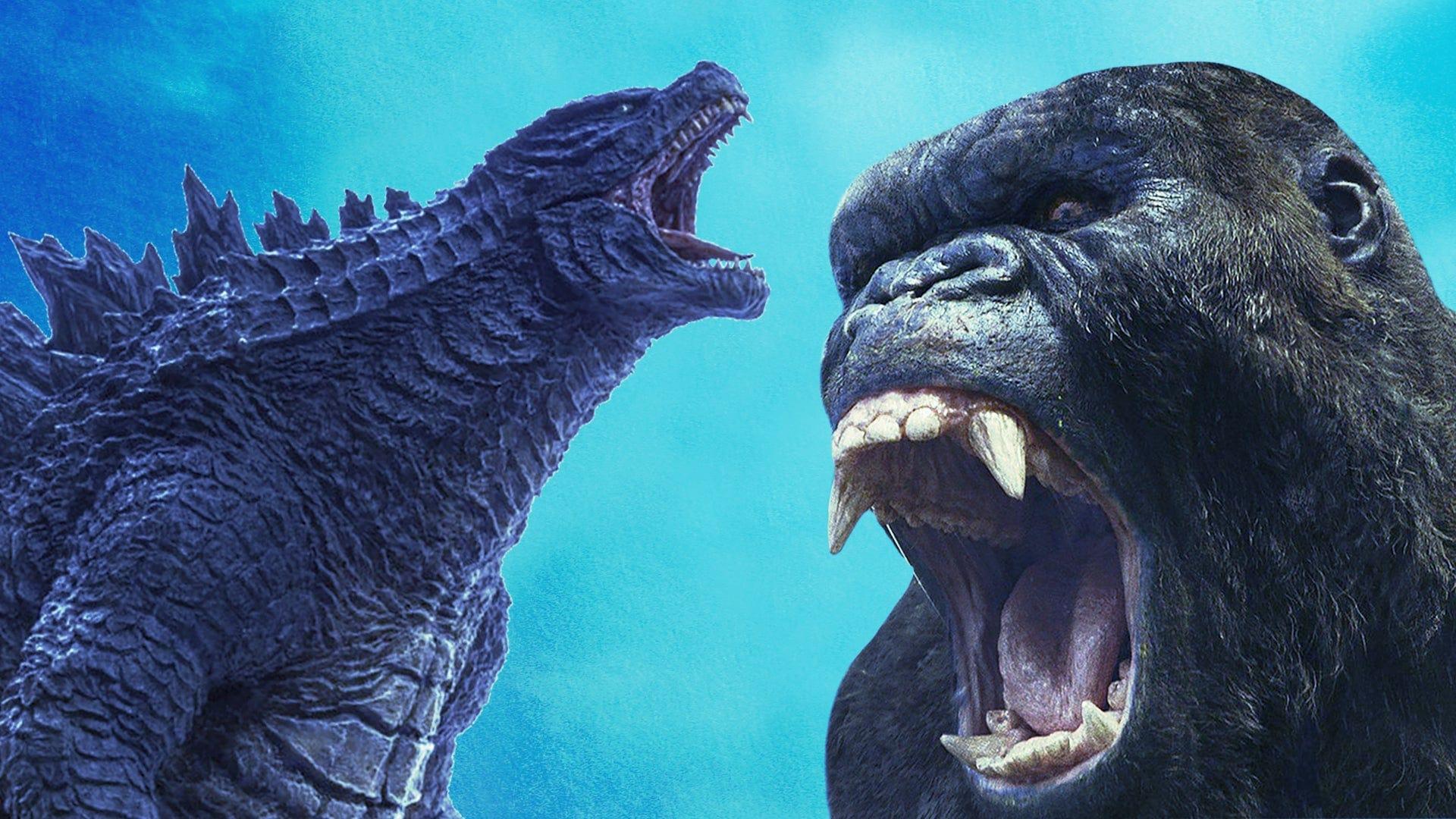 Godzilla Vs Kong movie