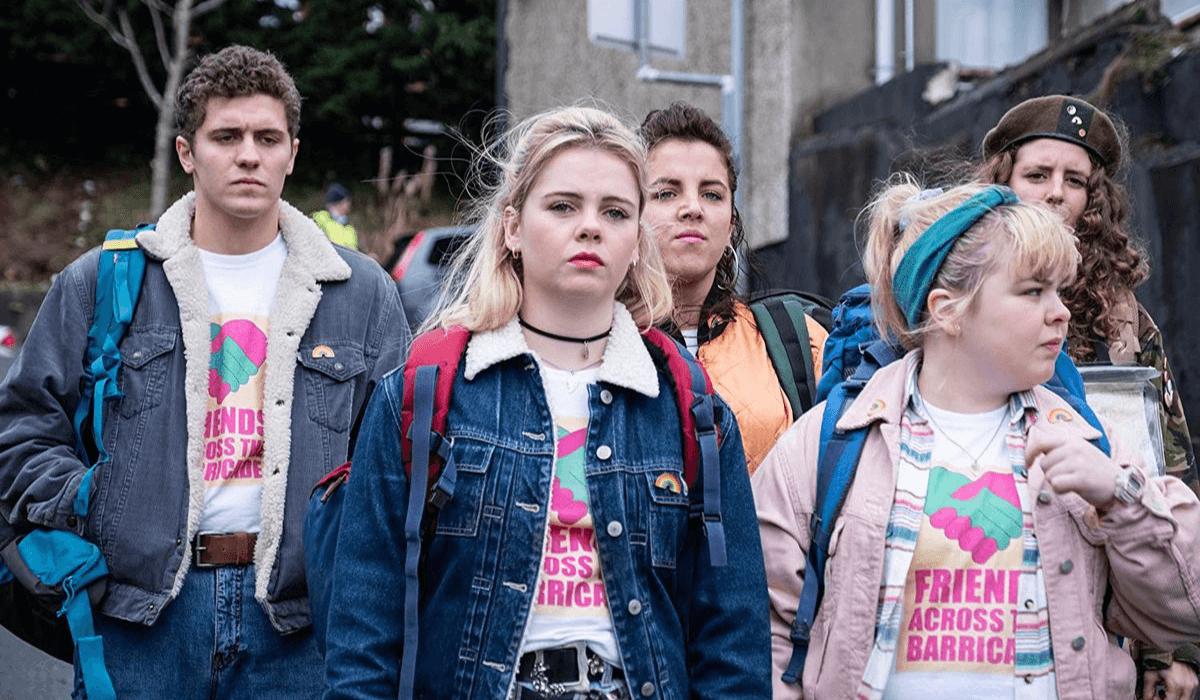 Derry Girls season 3