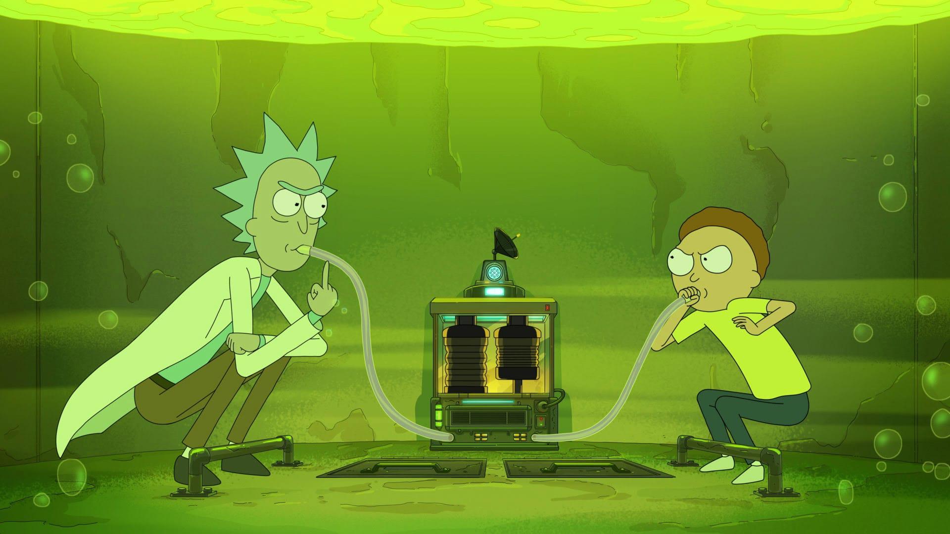 Rick-And-Morty-Season cast