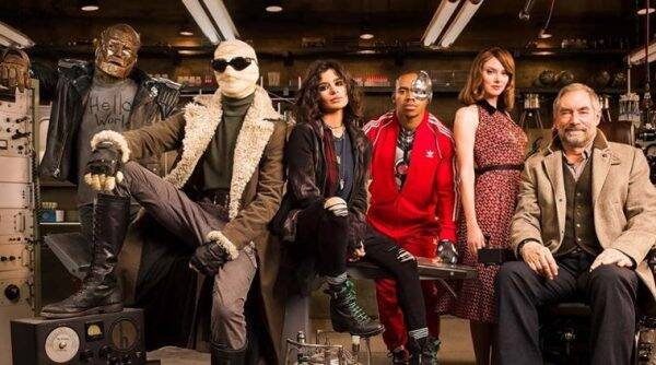 Doom Patrol Season 2 cast