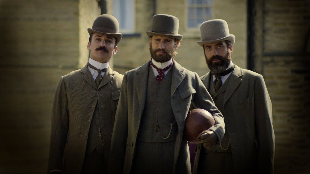 The English Game Season 2 cast